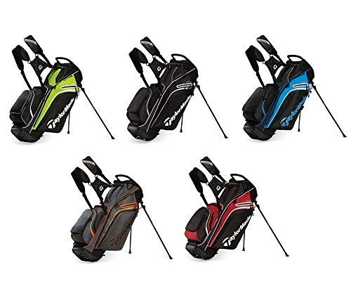 Home Sports And Outdoors Taylormade Supreme Hybrid Golf Stand Bag